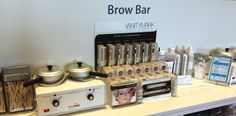 Brow Bar at the Hingham, MA location.