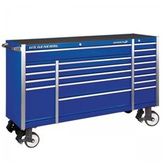 Tool Storage, Storage Spaces, Discount Tools, Harbor Freight Tools, Truck Repair, Classic Tractor, Large Drawers, Woodworking Workshop, Construction