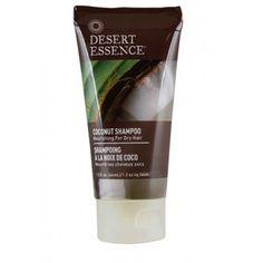Desert Essence Shampoo Nourishing Coconut Trvl (12x1.5 fl Oz)