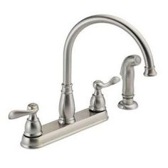 Delta Foundations 21996LF-OB Two Handle Kitchen Faucet review