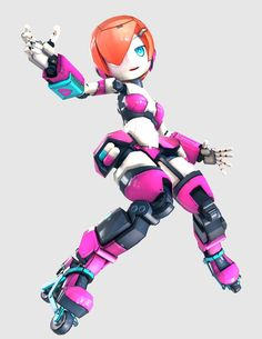 Robot Images, Robots Characters, Cool Robots, Robot Girl, Robot Concept Art, Futuristic Art, Robot Design, Gundam Model, Character Design Inspiration