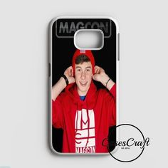Shawn Mendes Performing Art Samsung Galaxy S7 Case | casescraft