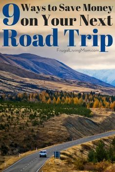 Ways to save money on your next road trip: With gas prices at sky high per gallon across the country, you may consider road trips a thing of the past. However, using these tips to help you prepare for your next road trip will save you so much money you wi O Canada, Road Trip With Kids, Travel With Kids, Budget Travel, Travel Tips, Travel Ideas, Money Budget, Usa Travel, Money Tips