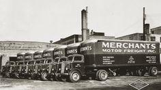 Fruehauf Trailer Co. Mack Trucks, Big Rig Trucks, Cool Trucks, Semi Trucks, Antique Trucks, Vintage Trucks, Semi Trailer Truck, Freight Truck, Road Train