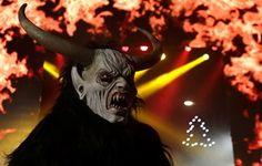 Der Krampus ist heute weniger Brauchtum als Aufhänger für diverse Events. Austria, Events, Concert, News, Concerts