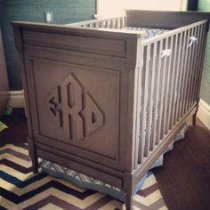 PetitNest--- LOVE the crib!