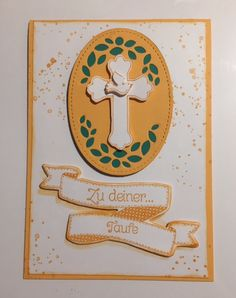 Taufkarte für Sophia