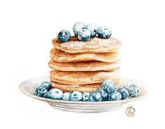 "Empfohlenes @Behance-Projekt: ""Pancakes and blueberries for breakfast"" https://www.behance.net/gallery/24459911/Pancakes-and-blueberries-for-breakfast"
