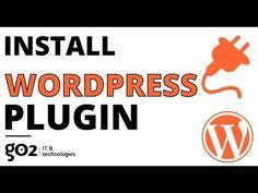 How To Install WordPress Plugin - 3 EASY WAYS 2016 - http://www.howtowordpresstrainingvideos.com/pinterest-wordpress-plugins/how-to-install-wordpress-plugin-3-easy-ways-2016/