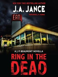 J.a. Jance Novels ... In the Dead...