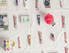 DIY-Geschenk zur Hochzeit: Ehe-Notfall-Koffer - schnell & einfach