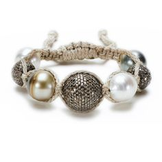 Laura Aline design was created with Tahitian & South sea pearls South Sea Pearls, South Seas, Pearl Earrings, Beaded Bracelets, Collection, Jewelry, Design, Pearl Studs, Jewlery