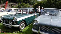Classic Car Show Hebden Bridge 2016