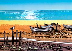 Sun On The Sea | Gre