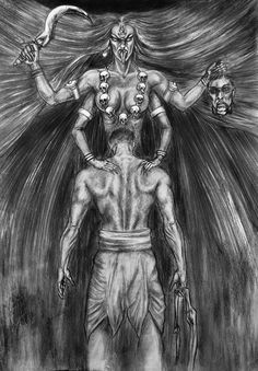 Kali-ma by on DeviantArt Shiva Linga, Mahakal Shiva, Shiva Statue, Angry Lord Shiva, Kali Goddess, Goddess Art, Tantra Art, Kali Mata, Apocalypse Art
