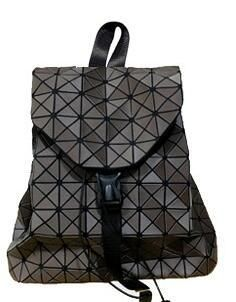 Buy Vintage WomenBag Backpack Geometric Shoulder Student S School Bag  Hologram Luminous Backpack Baobao Bag Designer S  52.80- ICON2 fc1133a1036b2