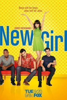 New Girl <3 My new favorite show!