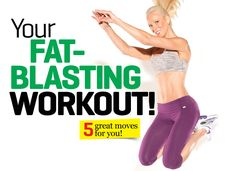 Fat-Blasting Workout