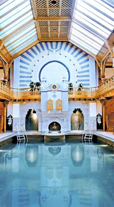 # Get a Swedish massage at the Sturebadet, one of the oldest  extravagant Swedish day spas