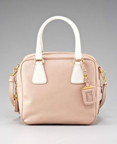 Love this handbag! I ordered the one and it's very attractive.#Prada #Bags #Outlet #Pradabay.com