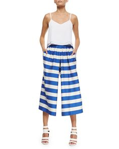 Alice & Olivia | My LuxeFinds: Style Guide: The Best Culottes for Spring