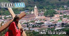 Timaná celebra la Semana Santa