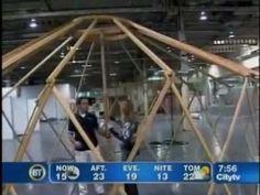 Yurta - You've never seen a yurt like this