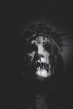 Joey Jordison from Slipknot Nu Metal, Rock Y Metal, Heavy Metal Art, Heavy Metal Bands, Slipknot Quotes, Slipknot Lyrics, Slipknot Band, Slipknot Tattoo, Iowa