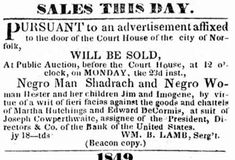This day in 1851, abolitionists, both black and white, broke into a Boston courthouse and rescued fugitive slave Shadrach Minkins from possibly being sold. Minkins ran away after the death of his owners, and his story became one of the most dramatic acts of rebellion of that time.