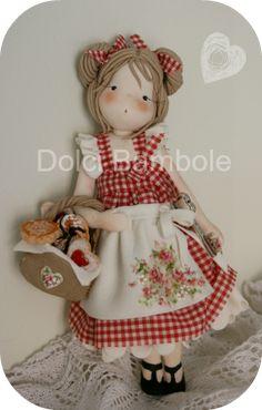 Dolci Bambole : Porcelana fria