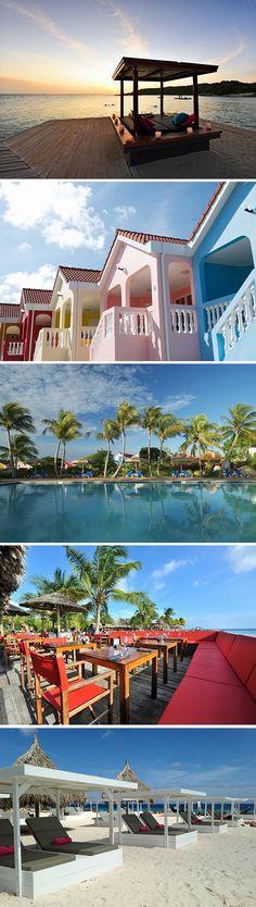 Op het Caribische eiland Curaçao ligt het viersterren Livingstone Jan Thiel Resort. Bij dit ruim opgezette complex in de Jan Thiel Baai staan ontspannen en genieten voorop. En dat is precies wat je nodig hebt voor een fijne vakantie onder de zon.