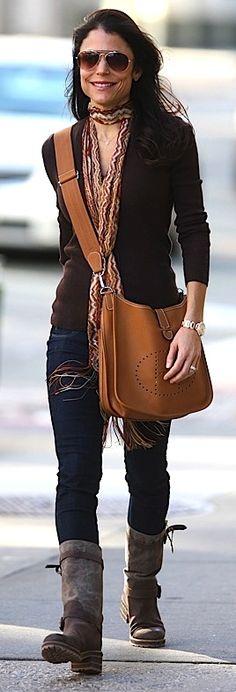 Hermes Evelyne Messenger Bag Evelyn Missoni Scarf Handbags Purses And
