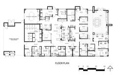 Floor plan | Hospital Design
