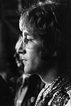 """""""You don't need anybody to tell you who you are, or what you are. You are what you are"""" ~Lennon..."""