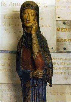 Puntadas marianas: Nuestra Señora de los Milagros de Saint Maur des Fosses  12 de Marzo