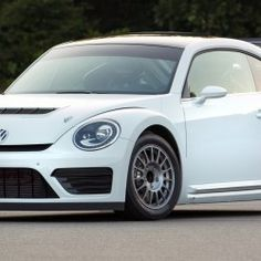 Volkswagen Beetle Andretti Global Rally Cross Racer Unveiled