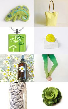 Spring Now! by Semi Vintage on Etsy--Pinned with TreasuryPin.com