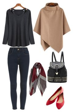 """""""Hijab #25"""" by wildflowerbyvivi on Polyvore featuring Wet Seal"""