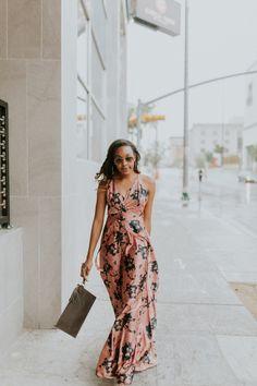 MAVEN | silk maxi dress, silk maxi dress gown, not so fancy formal dresses, summer dresses