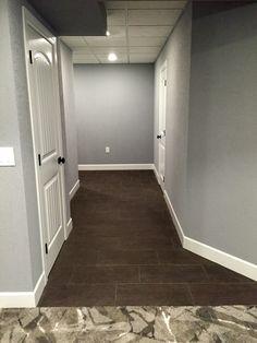 Basement tile