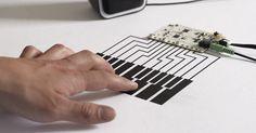 Arduinoベースの「Touch Board」と導電性インクペンで楽器作りやIoTを楽しもう | ギズモード・ジャパン