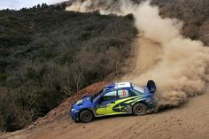 -Subaru WRX STI Rally Chronicle-