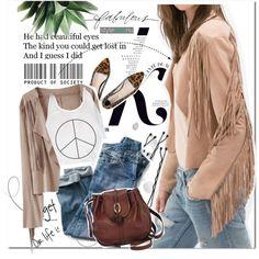 "#609-Stylemoi""Boho chic"" by sofia10-1 on Polyvore featuring moda, Boden, Brighton and KAROLINA"