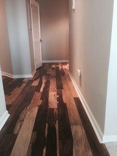Attirant Macchiato Pecan / Brazilian Pecan Hardwood Flooring    ExoticHardwoodFlooring.com | Exotic / Brazilian Engineered Hardwood Flooring  | Pinterest | Urban Loft, ...