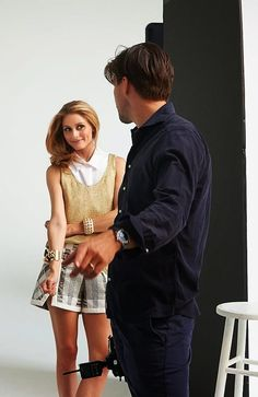 Olivia Palermo was photographed by Johannes Huebl for Chadstone - The Fashion Capital's Style Edit campaign.