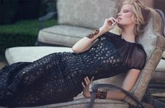 Sheer Seduction  A current take on the LBD  Alexander McQueen  NET-A-PORTER.COM