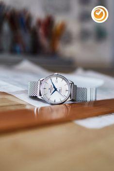 #certina #powermatic #herrenuhr #automatikuhr #swissmade #uhr #uhren #uhrzeit Ring Der O, Watches, Accessories, Pointers, Silver, Wristwatches, Clocks, Jewelry Accessories