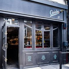 Ceviche Restaurant, London #favourite #peruvian #food