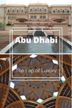 A tour of the over-the-top luxury at the Emirates Palace Hotel, in Abu Dhabi, UAE.