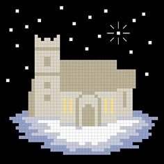 Christmas Eve  Christmas ornaments, bookmarks, and other Christmas cross-stitch patterns.